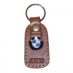 Keychain  BMW Leather