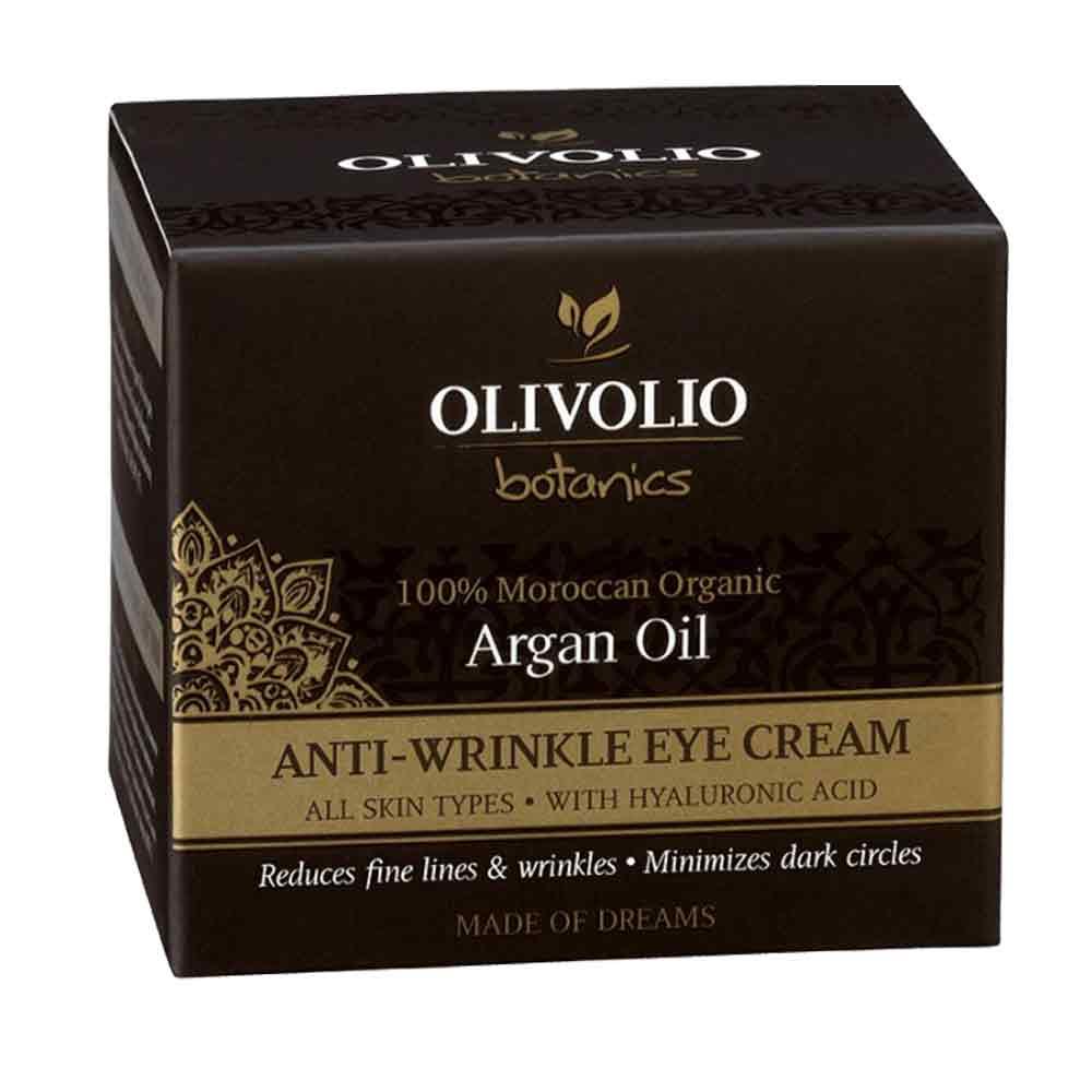 Olivolio Argan Oil Anti-Wrinkle Eye Cream 30ml