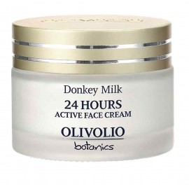 Olivolio Donkey Milk 24 Hours Active Face Cream 50 ml